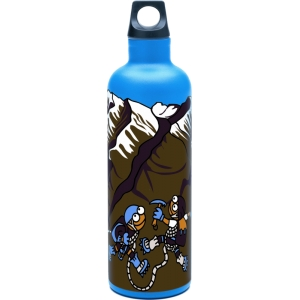 Фляга LAKEN St. steel thermo bottle 18/8  - 0,75L  - Lhotse