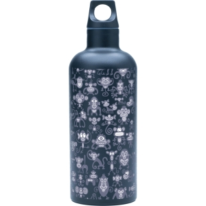 Фляга LAKEN St. steel thermo bottle 18/8  - 0,50L  - Mongis